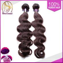 Wie man beginnt, Jungfrau-Haar-Webart 100% menschliches indisches Haar zu verkaufen