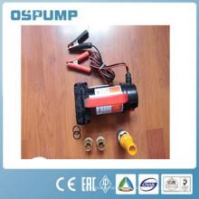 Bomba de la batería IP55 para el coche Pintura de cobre para el alambre electromagnético que usa el material de cobre amarillo