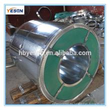 Panel de acero galvanizado en caliente bobinas de acero de la aplicación de construcción