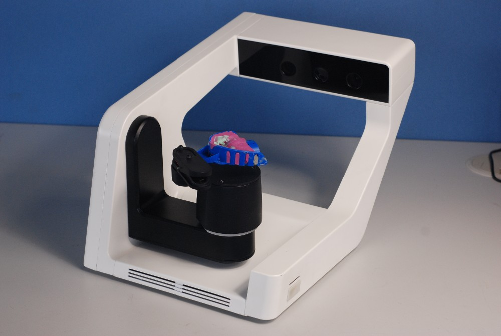 Dental Hand Held 3D Scanner