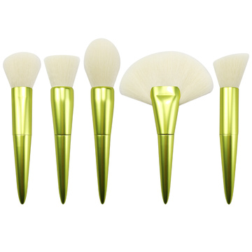 5PC Mini Reise Make-up Pinsel Set