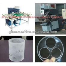 Máquina de vidrio YZ220 para máquina perforadora