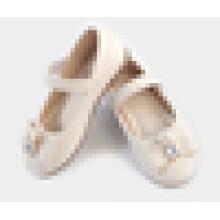 Venda Por Atacado China fábrica sapatos de bailarina para crianças meninas plana vestido sapato