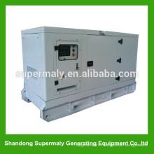 Générateur diesel 16kw / 20KVA de qualité fiable avec isolation sonore