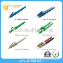 0,9 / 2.0 / 3.0mm LC SM / MM LWL-Steckverbinder