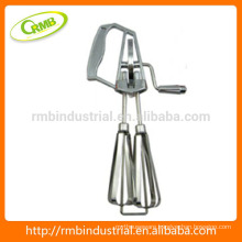 Manual EGG Whisk / Double Rotary Pump EGG Beater