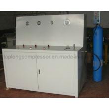 Масляный бак без масла Oilless Booster Gas Booster Компрессор высокого давления для наполнения компрессора (Tpds-25 / 3-40 200 Bar)