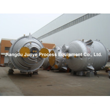 316L Stainless Steel Reactor with Half Pipe R004