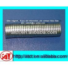 Sintered Strong Neodymium Coin Magnet