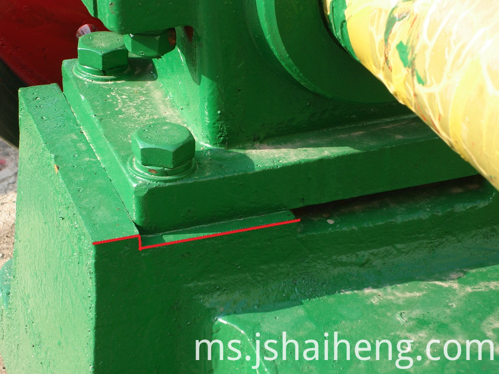 Spinning Machine For Concrete Pile