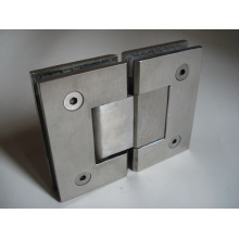 Double Cylinder Shower Hinge Glass Hardware (CR-Y04-T)