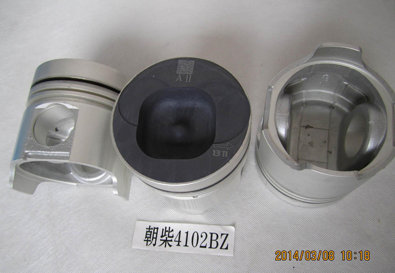 Piston for Diesel Engine