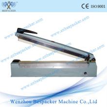 Sellador de mano de cuerpo de aluminio Máquina de sellado de plástico Precio