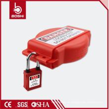 Hochwertige Arbeitsschutz-Sicherheitsventile, Brady-Lockout-Geräte, verstellbare Sicherheitsschieber-Verriegelung BD-F16