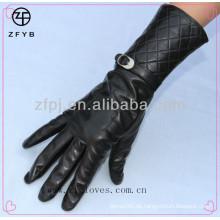 ZF2661 Art und Weise weiblicher lederner Markenhandschuh