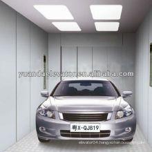 Yuanda apartment car parking elevator
