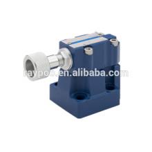 Linxin DB10 Válvula de alivio de presión hidráulica para la plataforma de perforación hidráulica sin zanjas