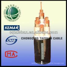State Grid 1KV XLPE Isoliert Non-Halogen Brandschutz Stromkabel Typ