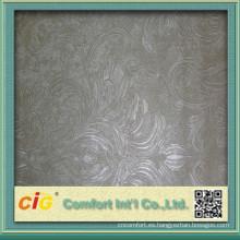 Moda nuevo diseño alta calidad superior de cuero del PVC de espuma