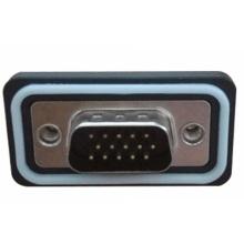 D-SUB Male Straight Waterproof Type 44 Pin