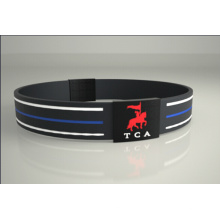 Colourful Custom Fashion Silicon Bands From Manufacture