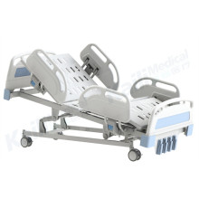 Hospital Manual Bed Five Functions Medical Beds