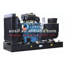 625kva Grupo electrógeno diesel de Doosan 500kw con CE e ISO
