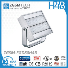 IP66 imprägniern Reflektor-Licht 80W LED für Anschlagtafel-Beleuchtung