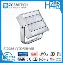 IP66 Waterproof a luz do refletor do diodo emissor de luz 80W para a iluminação do quadro de avisos
