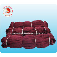 Nylon Multi Fish Net with Brown Color