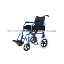 Slope Armrest Facilmente Transporte Cadeira de rodas com CE