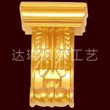 Accessoires de matériaux décoratifs de style européen et de luxe Dl-2858