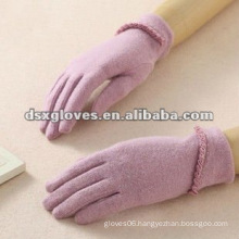 Warm Lady Gloves for touch screen
