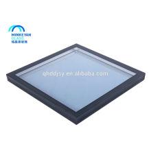 window glass low-e triple double insulated glass