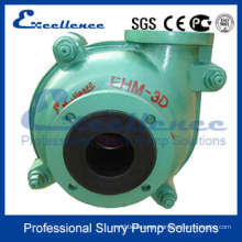 Rubber Lined Slurry Pump Drawing (EHR-3D)