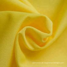 Mesh Super Poly gebürstetes Polyester-Trikot-Strickgewebe