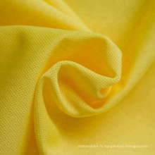 Tissu en tricot de polyester tricoté brossé Super Poly