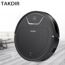 Brand New Smart Robotic Vacuum Cleaner Intelligent Sensor System Path Planning with High Technology