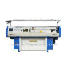 three system flat knitting machine with comb(GUOSHENG)