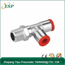 accesorios de compresión de zinc NPT
