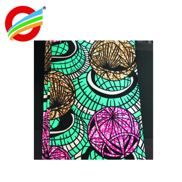 BEST PRICE 100% COTTON AFRICAN WAX PRINTS FABRIC