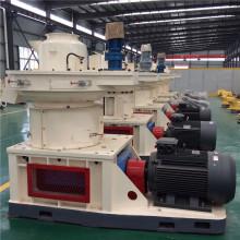 Máquina de fabricación de pellets de madera Equipo de granulación Zlg560
