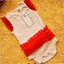 Combinaison bébé en coton absorbant la transpiration pour enfants