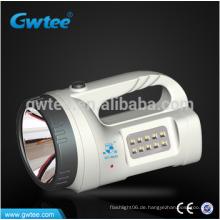 Langstrecken-Hochleistungs-LED-Scheinwerferbeleuchtung für Camping und Angeln