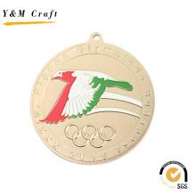 Distinctive Heißer Verkauf Medaille Wigth Hohe Qualität (Q09536)