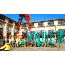 Maquina de Secado de Aserrín para Línea de Producción de Briquetas