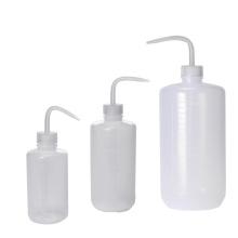 Laboratory Bottle PE Washing Bottle,Curved Mouth Bottle
