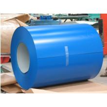 Azul cor da bobina de aço para a construção de telhado (SC-003)
