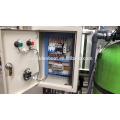 Sistema de reciclaje de agua de lavado de autos
