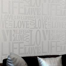 Wallpaper With Love Non - Woven Background